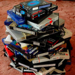 Tapes clutter